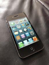 Apple iPhone 4s - 16GB - Black (Unlocked) iOS6