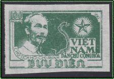 VIETNAM du NORD N°63** Hô Chi Minh , 1951 North Vietnam MNH NGAI