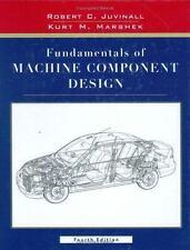 Fundamentals Of Machine Component Design by Juvinall