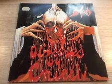 LP Steamhammer SH 0040 Sodom – Obsessed By Cruelty OIS GERMAN VINYL 1986