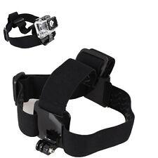 New On Sale Head Strap Mount Belt Elastic Headband For GoPro GO PRO HD Hero 2/3