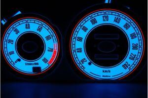 Mazda MX-6 design 2 glow gauges dials plasma dials kit tacho glow dash shift ind