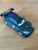Disney Pixar Cars Diecast Vehicle Nigel Gearsley WGP Series 10/15 NEW Toy