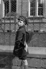 Negative-Schooloy-Marine uniform-1939-young cute teen boy-shots-knabe-junge