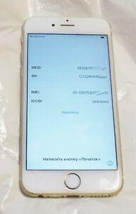 Apple iPhone 6S 128GB Gold spares repair