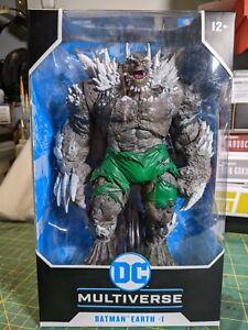 McFarlane DC Multiverse Doomsday Devastator CUSTOM USA seller