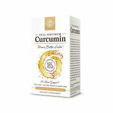 Solgar Full Spectrum Curcumin Liquid Extract, 90 Softgels FREE US SHIPPING