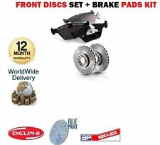 FOR TOYOTA AVENSIS 1999-2001 CELICA 2.0 GT 94-1999 FRONT Brake Discs + PADS SET