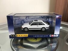 Vanguards Ford Escort Mk3 RS1600i Diamond White 1/43 MIB Ltd Ed VA11009
