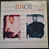 BROS - CHANGING FACES *ANNO 1991-DISCO VINILE 33 GIRI* N.106
