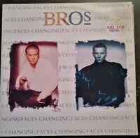BROS - CHANGING FACES *ANNO 1991-DISCO VINILE 33 GIRI* N.106