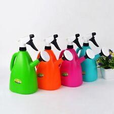 Plastic Watering Can Garden Tools Flowers Plant Water Spray Adjustable Sprayer
