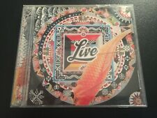 Live The Distance to Here CD Album radioactive