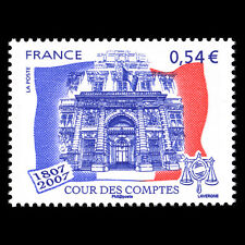 France 2007 - le Auditors Court Architecture - Sc 3307 MNH