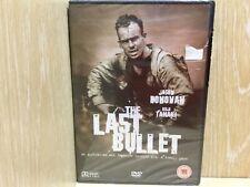 The Last Bullet DVD New and Sealed Reg 2 Jason Donovan