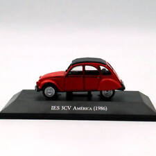 1:43 Citroen Ies 3Cv America 1986 Diecast Models Limited Edition Collection Ixo