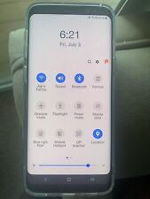 New listing Samsung Galaxy S8 - 64Gb - Black - Factory Unlocked; Verizon / At&T / Global