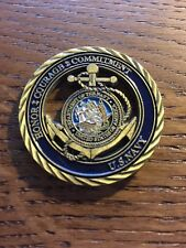 US NAVY HONOR&COURAGE&COMMITMENT  commemorative challenge coin S8