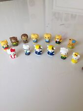 Blips Squinkies Rare  Lot 14 Hello Kitty And Bear .Excellent Condition