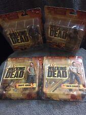 The Walking Dead Series 1 Set Of 4