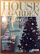 House and Garden magazine December 2005.