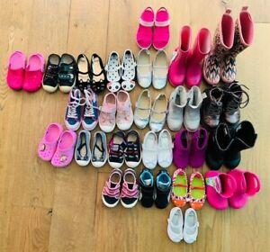 Gymboree, Crocs, Pumpkin Patch Girls shoes boots runners Frozen Hello Kitty