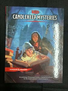 Dungeons and Dragons RPG: Candlekeep Mysteries Regular Cover