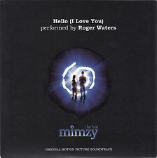 """ROGER WATERS Hello I Love You 2007 Dutch 180g vinyl 12"""" SEALED / NEW 1500-copies"""