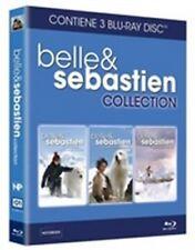 Belle & Sebastien Collection (3 Blu-Ray Disc)