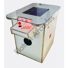 Arcade Cocktail Table Machine 412 Retro Games 2 Player Gaming Cabinet UK Made