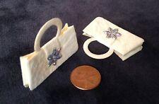 4 Purses purse clutch Handbags Handmade Mulberry Paper wedding Shower party bag
