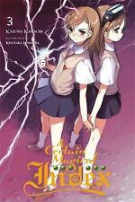 Kamachi, Kazuma : A Certain Magical Index, Vol. 3 - light Ex-library Very Good