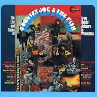 Country Joe & the Fi - Life & Times of - from Haight-Ashbury to Woodstock [New C