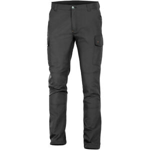 Pentagon Gomati Expedition Pants Tactical Reinforced Army Police Trousers Black