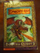 Deltora Quest 3 DRAGON's NEST by Emily Rodda Paperback EUC
