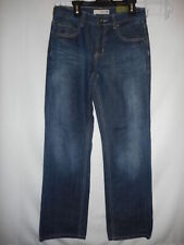 Route 66 Jeans Denim Slim Straight Legs Blue Various Youth Boys Size 16 NWT