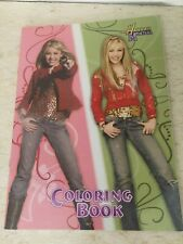 Hannah Montana Coloring Book