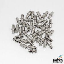 40 St Hettich Bodenträger Ø 5mm, Metall verzinkt, 01303