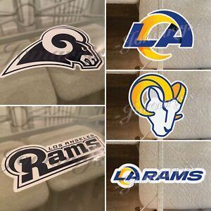 "Los Angeles Rams Sticker Decal Vinyl Sign NFL Football #LARams *Sz: 4""-18""*"