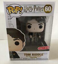 Tom Riddle Sepia Funko POP ~ Funko Pop Harry Potter Tom Riddle & Protector