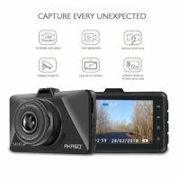AKASO Caméra Voiture Embarquée Conduite Enregistreur Full HD Dashcam WDR FR NEUF