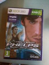 Michael Phelps RICHIEDE KINECT XBOX 360 EDIZIONE ITALIANA