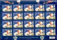 Finland - Sheet of self adhesiv stamps, Year 2004 MNH**