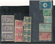 Korean old stamps set