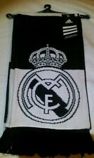Real Official Licensed Unique REAL MADRID CF Soccer Scarf by Adidas Scarfs