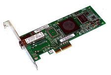 Dell PowerEdge Server QLOGIC 4Gb HBA Controller Card PCIE QLE2460-DELL PF323