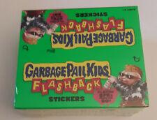 2010 Garbage Pail Kids Flashback 1st Series 1 FB1 NEW BOX FACTORY SEALED