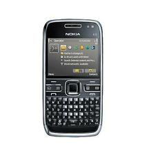 Nokia E72 - Black (Unlocked) Smartphone 5MP WIFI GPS Free Shipping