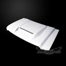 2014-2018 GMC SIERRA 1500 RS STYLE FUNCTIONAL RAM AIR HOOD By AmeriHood+Warranty