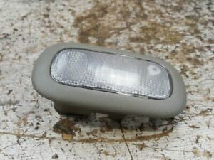 2004 AND 2007-2009 NISSAN QUEST REAR INTERIOR OVERHEAD DOME LIGHT OEM 133778